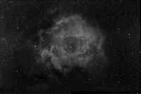 NGC2244 - The Rosette Nebula (Ha)