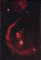 Orion Area Widefield