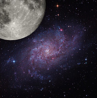 all the moons in the galaxy - photo #11